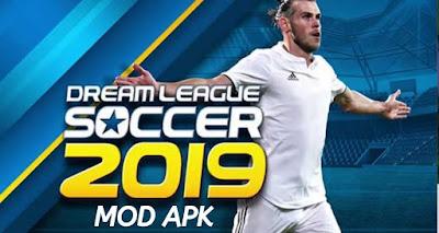 Dream League Soccer 2019 Mod (Money) v6.12 Apk + OBB Data - www.redd-soft.com