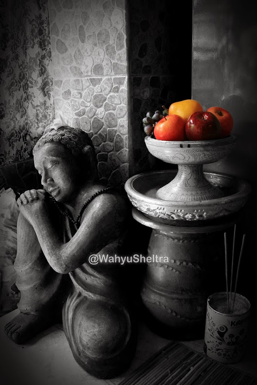 Art and Still Life | @WahyuSheltra #Photography