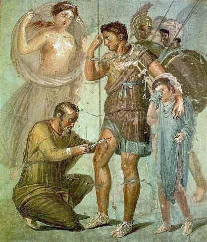 ancient Rome medicine