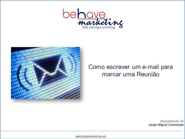 Escrever um e-mail