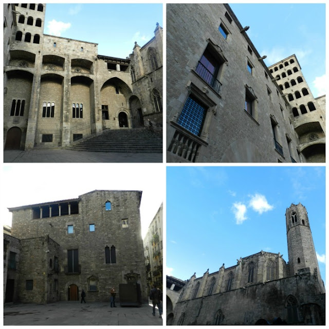 Museu de História de Barcelona (MUHBA) - Plaça del Rei