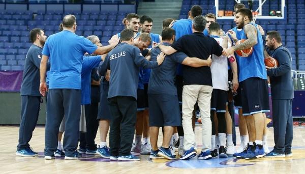 Ευρωμπάσκετ 2017 : Στις 20.00 Ελλάδα-Φινλανδία. Δηλώσεις Μίσσα-Πρίντεζη-Μπόγρη. Το πανόραμα της διοργάνωσης