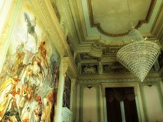 Lustre do Salão Alberto Pasqualini - O Maior do Palácio Piratini, Porto Alegre