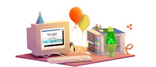 Selamat Ulang Tahun Google yang ke-17
