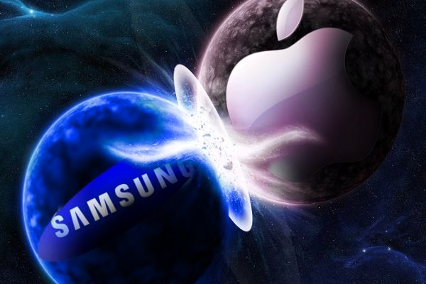 Apple Tagih Larangan Penjualan Samsung