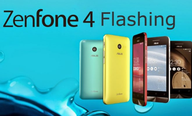 flash asus zenfone 4 t001