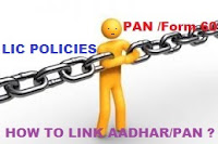 HOW TO LINK AADHAR WITH LIC POLICIES??
