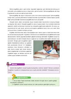 Sağlık Bilgisi ve Trafik Kültürü Ders Kitabı Cevapları Ada Yayınları Sayfa 13