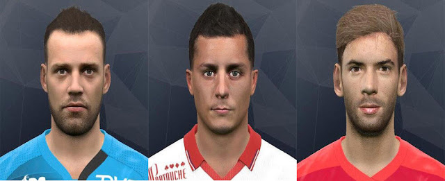 New Faces PES 2017