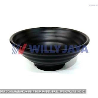 GOLDEN DRAGON - MANGKOK ULIR MLM MODEL BATU W6307A (6.8 INCH)