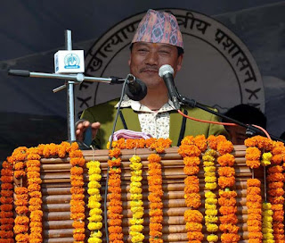 Bimal Gurung GTA chief