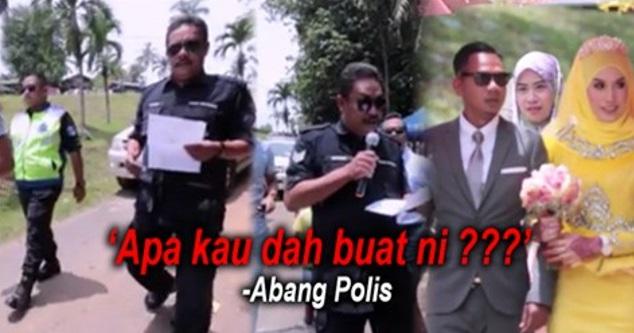 VIDEO: Pasangan Pengantin TERKEJUT Beruk Tiba² Polis Serbu Perkahwinan, Apa Terjadi Lepas Tu MEMANG TAK SANGKA !