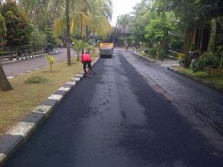 Kontraktor Aspal Jalan Depok, Kontraktor Aspal Jalan