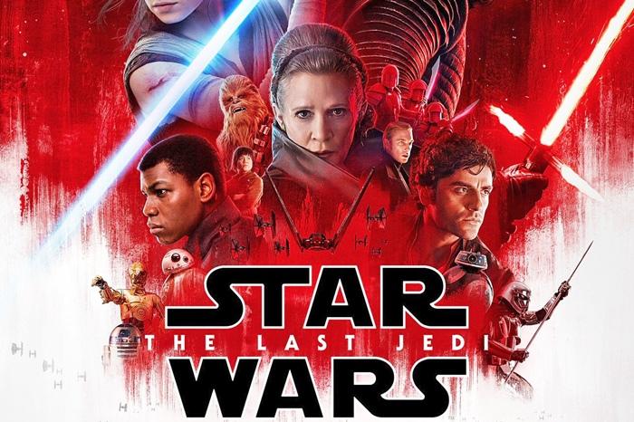 'Star Wars: The Last Jedi' rekod kutipan RM3 bilion