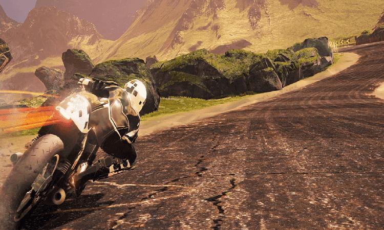 تحميل لعبة MOTO RACER 4 برابط مباشر وحجم صغير
