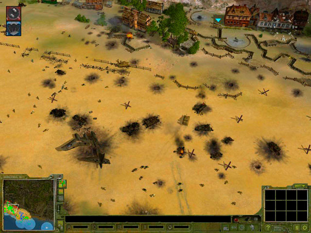 Download-game-Sudden-Strike-Normandy-in-World-War-II