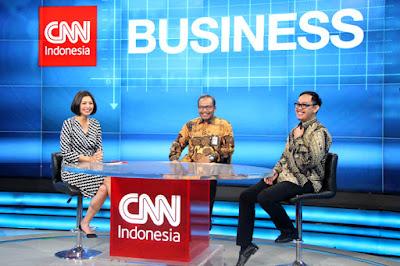Kepala BPPI Menjadi Narasumber Pada Program Business di CNN Indonesia