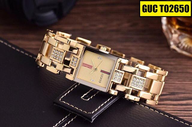 Đồng hồ nữ Gucci T02650