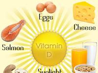 Manfaat Vitamin D bagi Kesehatan tubuh