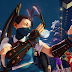 Ibuki Substitutes Into Street Fighter V