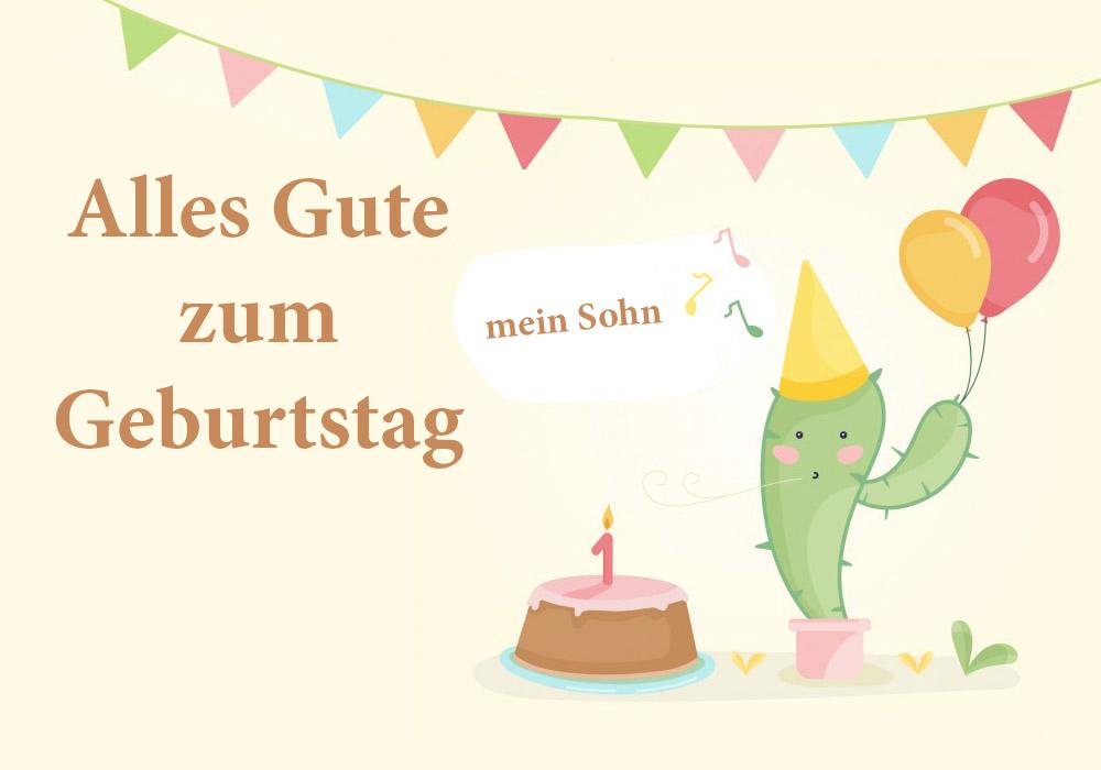 Alles Gute Zum Geburtstag Mein Grosser