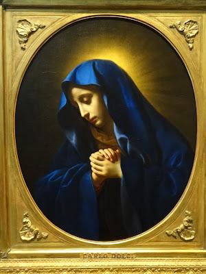 カルロ・ドルチ 悲しみの聖母 マリア像
