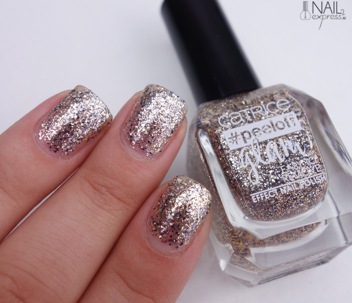Catrice-03 When in doubt, just add glitter_#peeloff glam