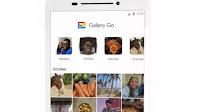 Gallery Go per Android, come Google Foto, più leggera e semplice