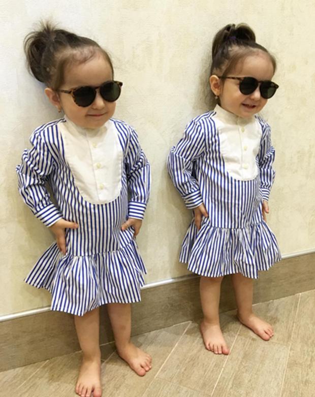 (Gambar) Telatah Mencuit Hati Si Kembar Yang Comel Cetus Perhatian Netizen!