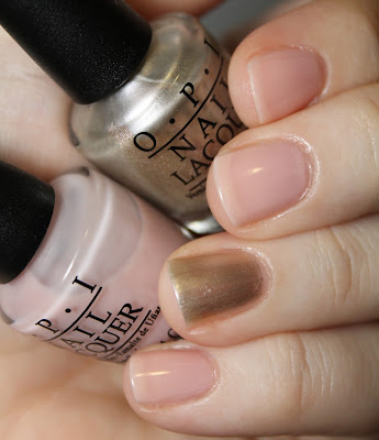 OPI Nail Lacquer in Put In Neutral swatch
