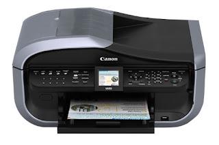 Canon PIXMA MX850 Driver Printer Download