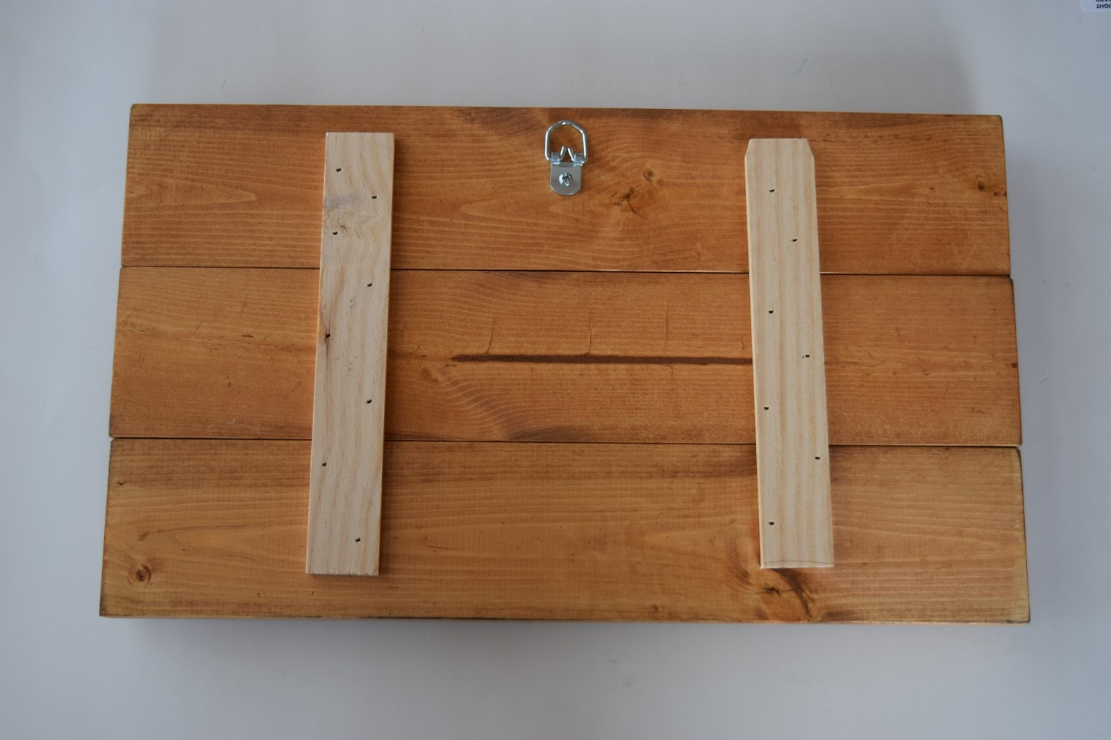 How to Make Karate Board Breaking Display