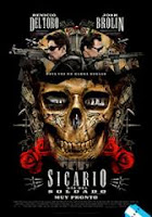 sicario 2 movie poster