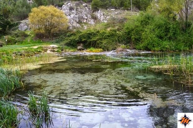 Popoli, Riserva Naturale Sorgenti del Pescara