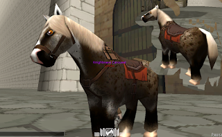 Sven Horse Skin - Attack On Titan Tribute Game