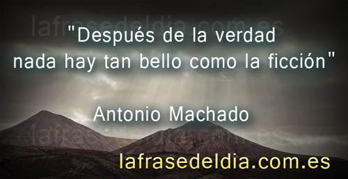 Citas célebres de Antonio Machado