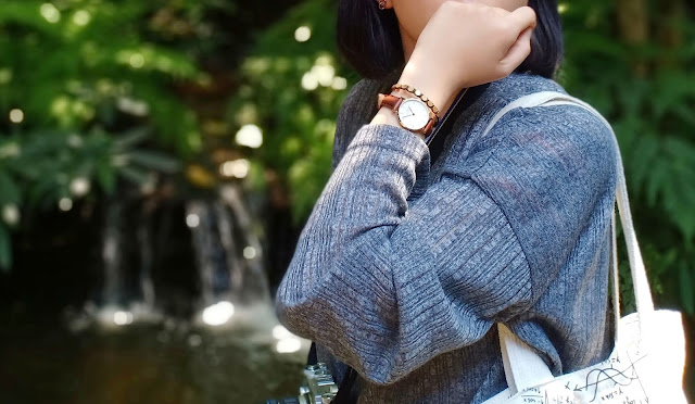 Daniel Wellington watch CLASSIC PETITE ST MAWES