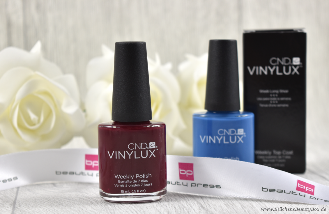 beautypress News Box -  CND - VINYLUX
