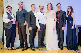 Opera Settecento - Augusta Hebbert, Rupert Charlesworth, Michael Taylor, Leo Duarte, Erica Eloff, Ray Chenez, Chiara Hendrick