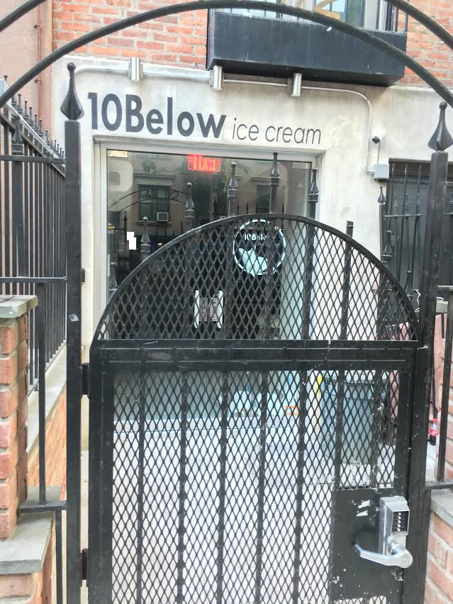 The shop billed as the first establishment serving Thai-inspired ice cream rolls in NYC has debuted at a new retail space at 42 1/2 St. Mark\u0027s Place just ... & EV Grieve: 10Below Ice Cream now open on St. Mark\u0027s Place