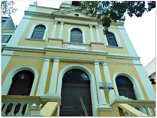 Capela Nosso Senhor Jesus do Bom Fim, Porto Alegre