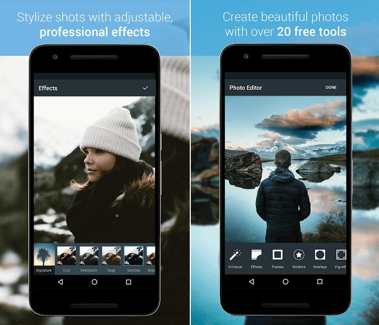 تطبيق Aviary لاضافة التاثيرات على الصور