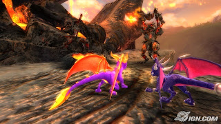 The Legend of Spyro: Dawn of the Dragon (PS2) 2008