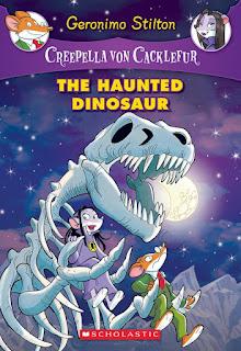 Geronimo Stilton: Creepella von Cacklefur - The Haunted Dinosaur