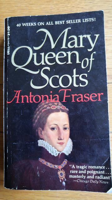 Book--Antonia Fraser
