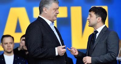На Олімпійському вперше в світі відбулися відкриті дебати між кандидатами в президенти