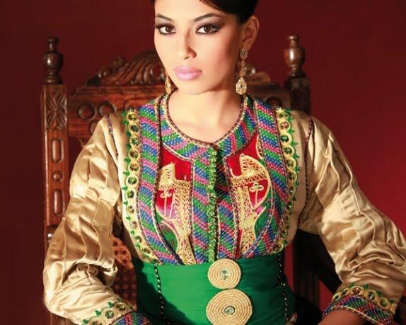 قفطان مغربي 2014  lalahajar.com