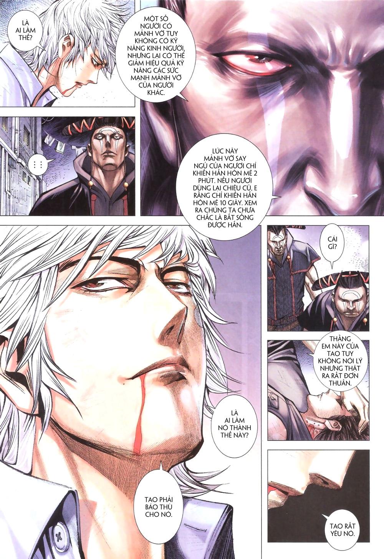 Đại Quân Phiệt chap 9 trang 27