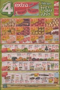 extra.00001cp4 Quarta - Hoje é dia de feira barata nos supermercados!