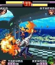 ngage_king_of_fighters_12 História dos jogos de celular - 3ª Parte - A Era Symbian